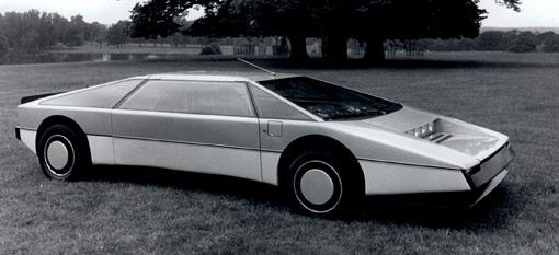 Blast From The Past Aston Martin Bulldog - Aston martin bulldog