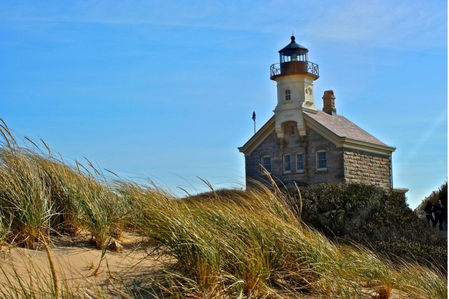 Block Island North Lighthouse, by Flickr user MJM Photographie (Used under CC License)