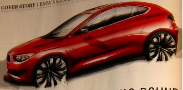 BMW '0-Series' from CAR magazine [via Jalopnik]