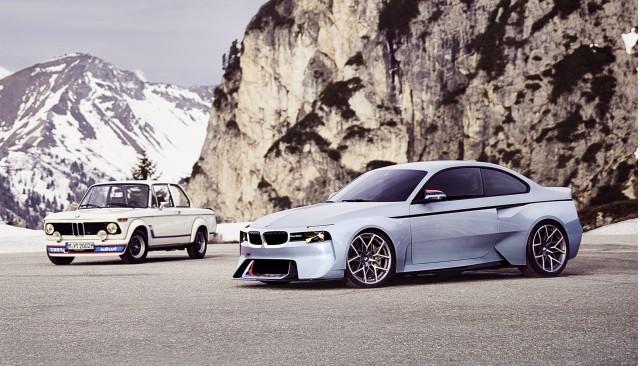 BMW 2002 Hommage concept, 2016 Concorso d'Eleganza Villa d'Este