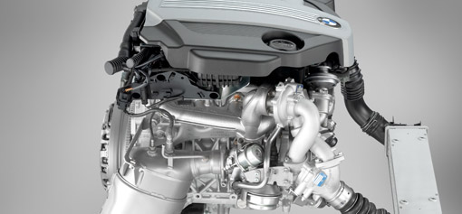 BMW 30L Twin Turbo Awarded 2008 Engine Of The Year