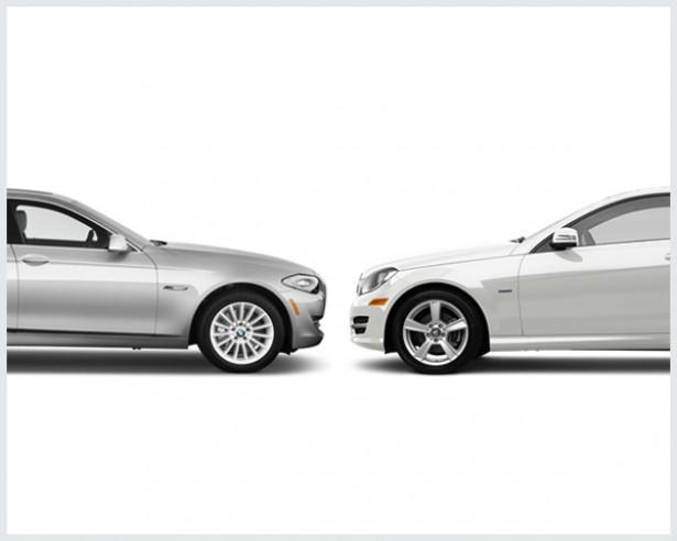 BMW 3-Series Vs. Mercedes-Benz C Class