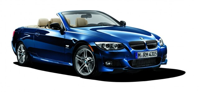 2011 BMW 335is Convertible
