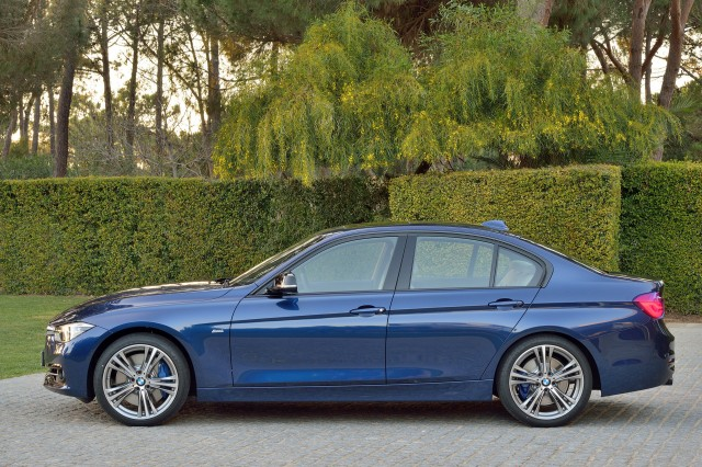 2016 bmw 3-series vs. 2016 mercedes-benz c-class: compare cars