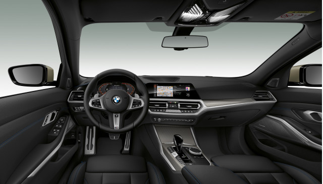 BMW reveals 369bhp M340i xDrive ahead of LA debut