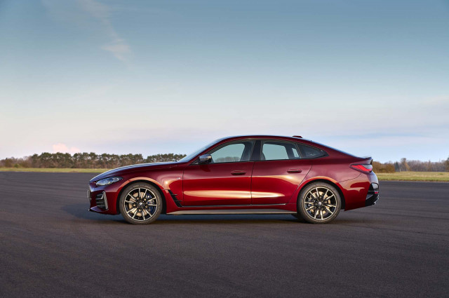 2022 BMW M440i xDrive Gran Coupe