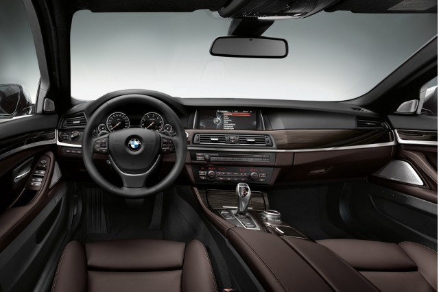2014 bmw 5-series full specs