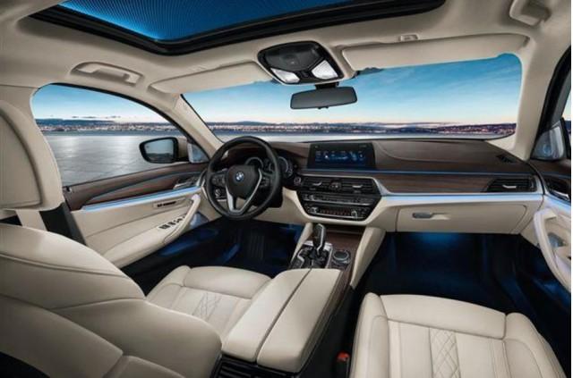 2018 BMW 5-Series Li