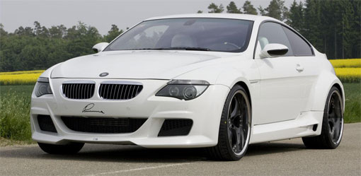 BMW 6 Series CLR600 By Lumma Design