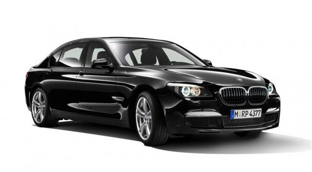 BMW 7-Series M Sport Package
