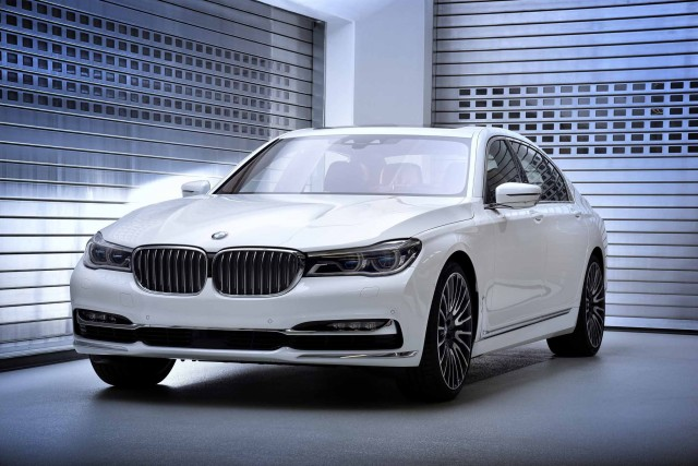BMW 7-Series Master Class and Solitaire Editions