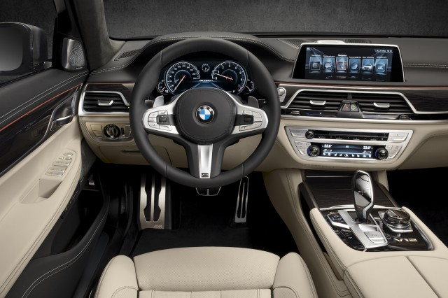 BMW 7 Series Gets V 12 Powered M Performance Model