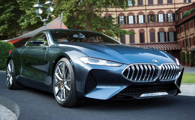 2018 bmw 8 series gran coupe. contemporary gran bmw 8series concept 2017 concorso du0027eleganza villa du0027este inside 2018 bmw 8 series gran coupe