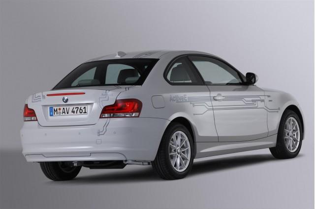 BMW ActiveE