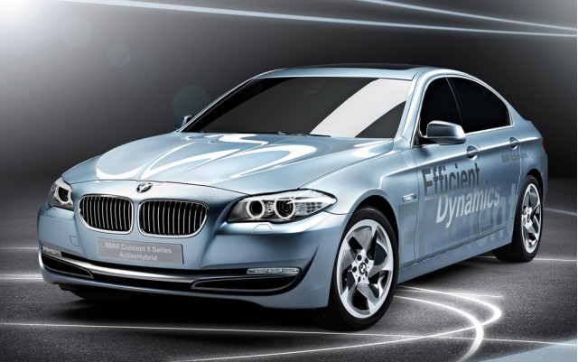 Is The 2012 BMW ActiveHybrid 5 Really Green, Or Not?