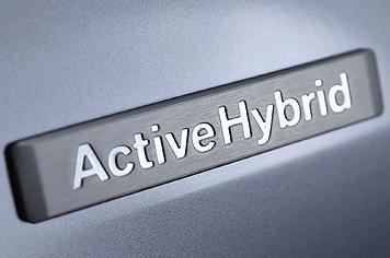 BMW ActiveHybrid logo
