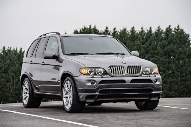 BMW Celebrates Th Anniversary Of The X Its First X Model - 2000 bmw models