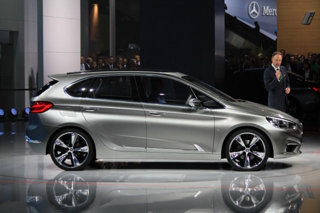 BMW Announces New Active Tourer Outdoor Concept