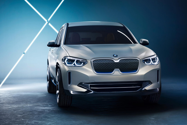 BMW iX3 To Be Exported To Europe And US
