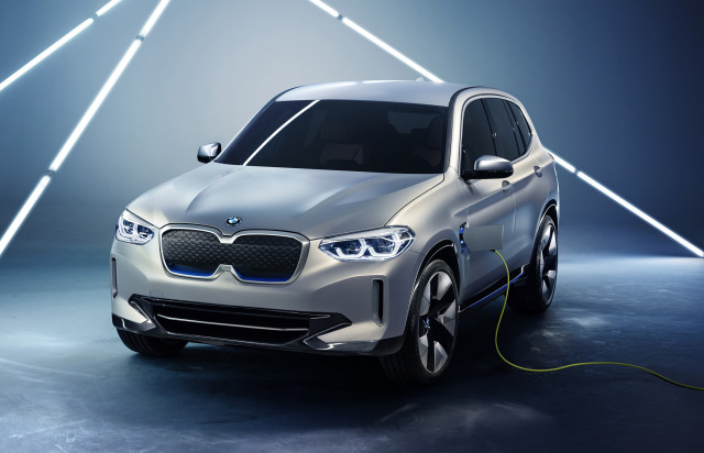Chinese Made Bmw Ix3 Electric Suv Will Be Sold Globally