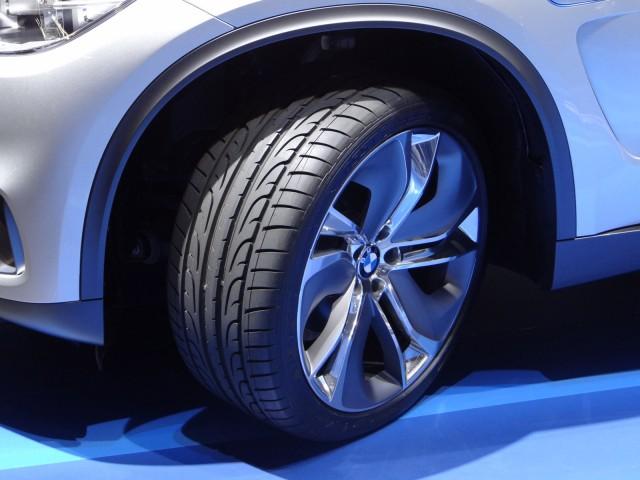 BMW Concept X5 eDrive, 2013 Frankfurt Auto Show