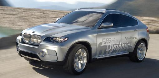 Concept X6 Active Hybrid