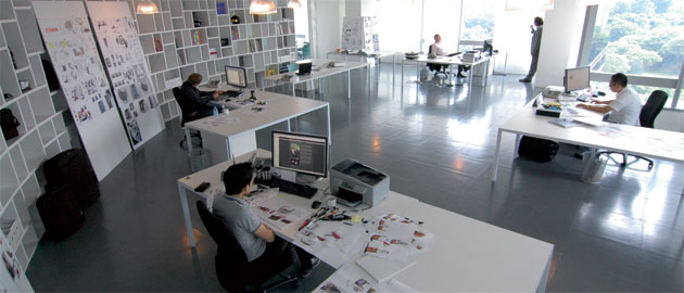 Bmw Gives Rare Inside Look At Design Works Usa Studio