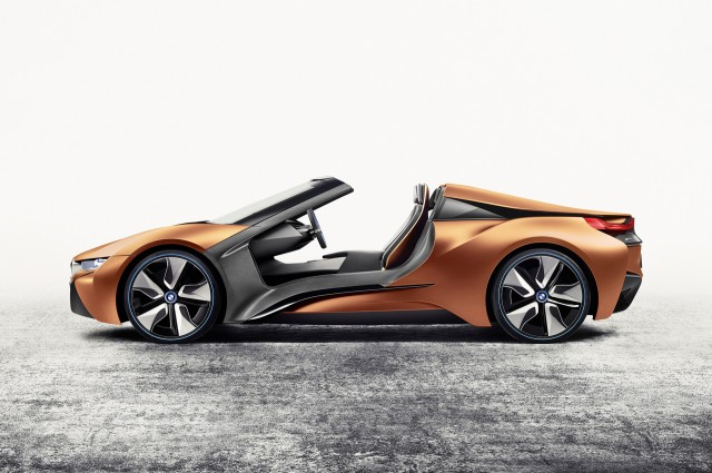 Bmw I Future Interaction Concept 2016 Consumer Electronics Show