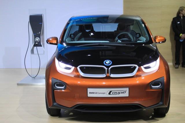 BMW i3 Concept live photos, 2012 L.A. Auto Show