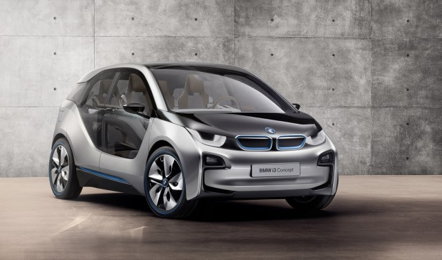 Bmw I3 Electric Car I8 Plug In Hybrid First Rides For Journalists