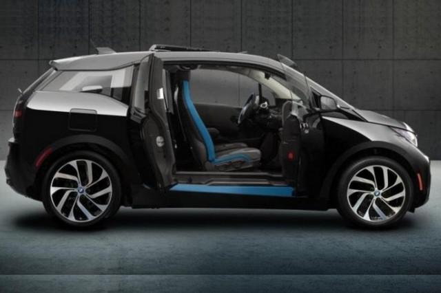 BMW i3 Shadow Sport