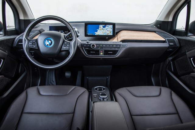 2015 Bmw I3 Electric Car Quick Charging Seat Heaters Now Standard