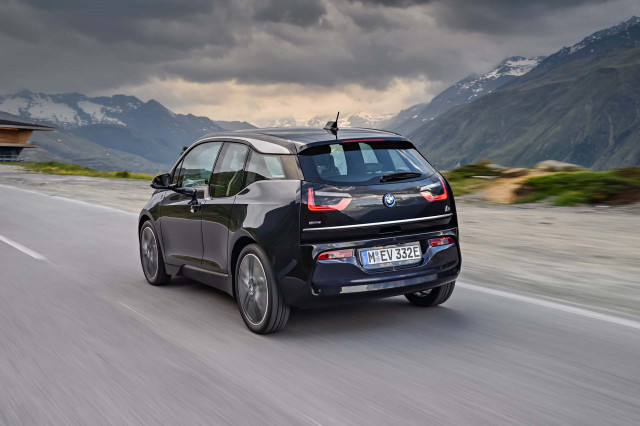 2018 BMW i3 recalled for circuit-board issue causing sudden shutdowns