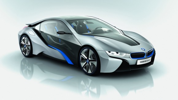 2014 Bmw I8 Supercar 0 62 In 4 9 Seconds Top Speed 156 Mph