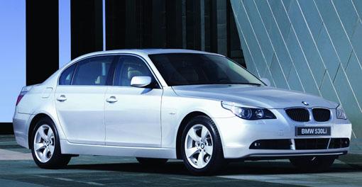 BMW launches long wheelbase 5-series