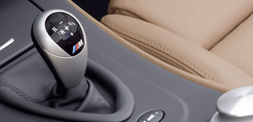 BMW M dual-clutch transmission in detail