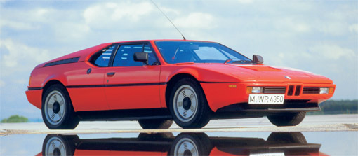 BMW M1 supercar turns 30
