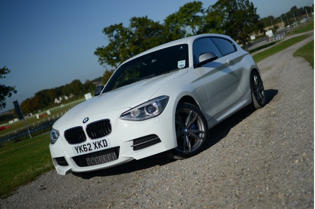 BMW M135i 3dr hatchback quick drive