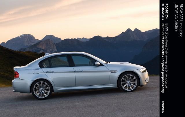 BMW M3 celebrates 25th anniversary