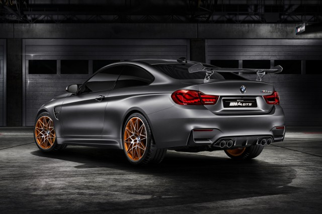 BMW M4 GTS Concept, 2015 Pebble Beach Concours Du0027Elegance