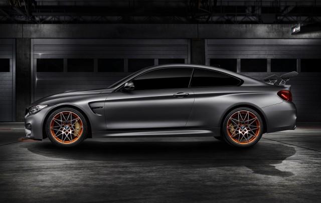 BMW M4 GTS concept, 2015 Pebble Beach Concours d'Elegance
