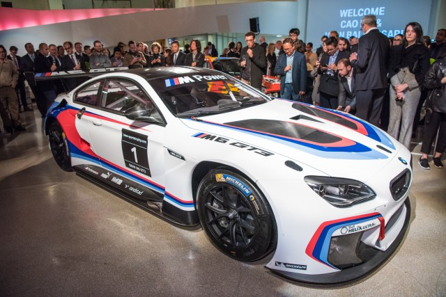 BMW M6 GT3 The Base Model For 18th And 19th Art Car