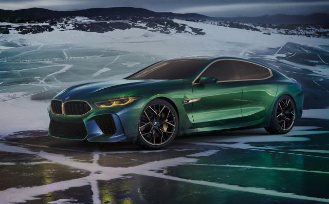 BMW M8 Gran Coupe concept