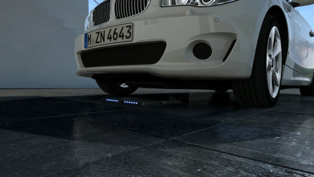 BMW, Mercedes-Benz working on wireless charging