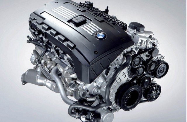 BMW N55 3.0L straight-six engine