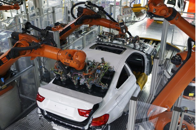 BMW production