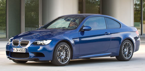 BMW reveals 2009 model year updates for M range