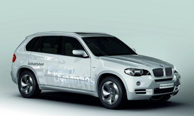 2008 BMW X5 EfficientDynamics Concept
