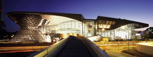 BMW Welt megastore opens in Munich today