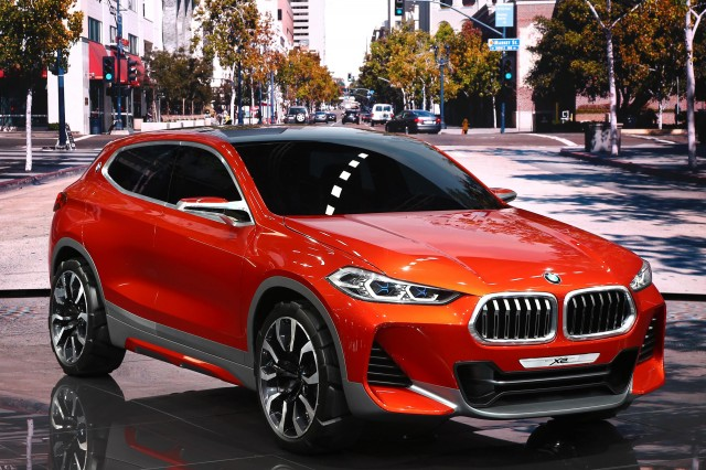 2018 bmw x2 spy shots and video. Black Bedroom Furniture Sets. Home Design Ideas